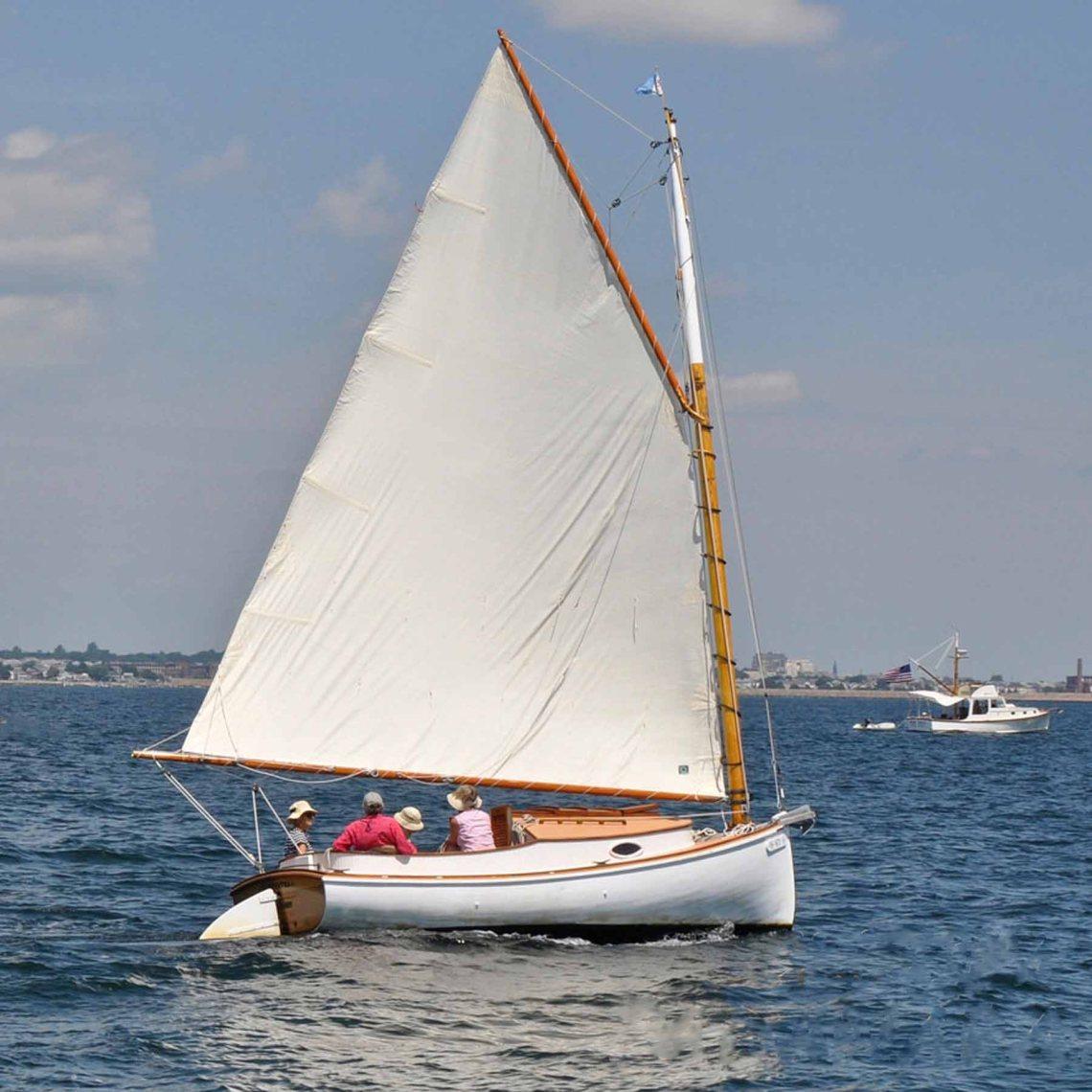 Canoe…  Yawl – Dirty wet dog , boats and sailing